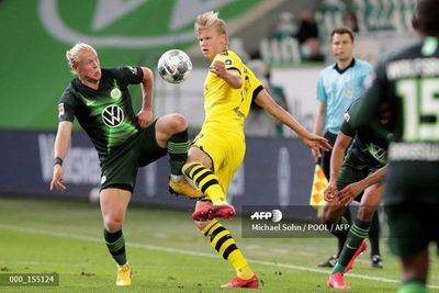 Borussia Dortmund sigue inspirado
