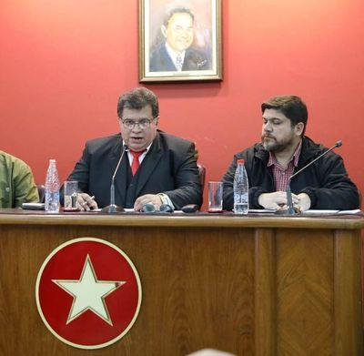 Édgar López continúa al frente del Consejo de Seccionales