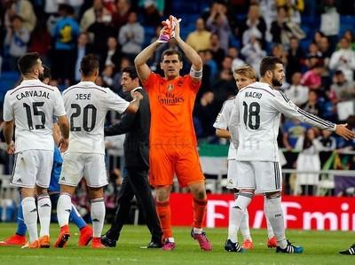 Iker Casillas habla de volver al Real Madrid
