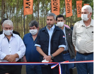 Covid-19: Mario Abdo asegura que fronteras continuarán cerradas