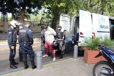 Condenan a 7 años de cárcel a peligroso reo recapturado en Luque • Luque Noticias
