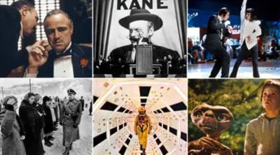 50 mejores películas de la historia, según los actores y directores de Hollywood