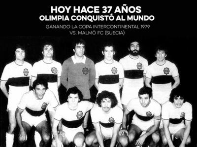 Conmebol recuerda a sus campeones mundiales