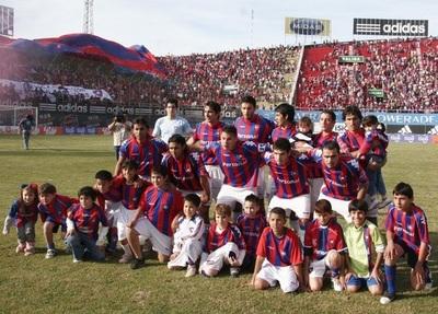 ¡Qué equipo!, así recordó Julio Irrazábal al Cerro campeón del 2009