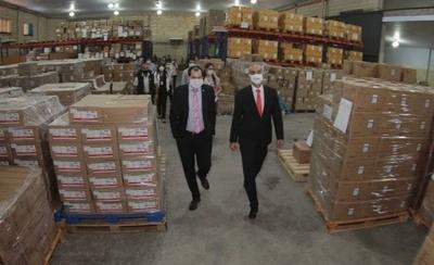 HOY / La gran estafa: ministro de Salud presenta denuncia ante Fiscalía por caso de compra de insumos