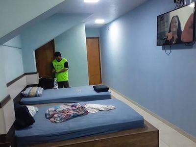 Llegan más compatriotas repatriados desde Uruguay