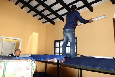 Piden habilitar más albergues en Caaguazú