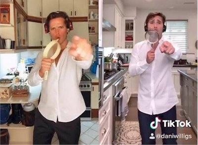 """Conductor de """"Tercer Tiempo"""" sorprende a actor de Luis Miguel"""