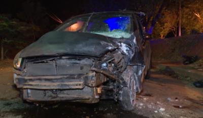 Hombre fallece en violento accidente de tránsito en Ñemby