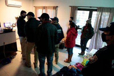 Caso Juliette: fiscales allanan una vivienda en Ypacaraí