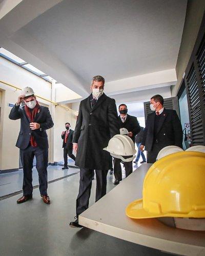 Inauguran Laboratorio de Bioseguridad en Senacsa