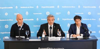 Argentina: Fernández presentó datos falsos de mortalidad de Paraguay y Chile durante anuncio de extensión de la cuarentena