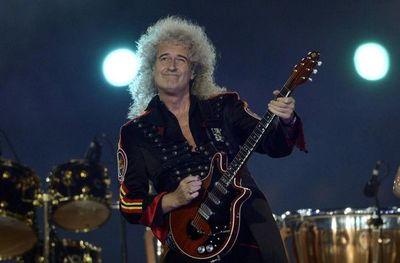 """Brian May sufrió un ataque al corazón que le dejó """"muy cerca de la muerte"""""""