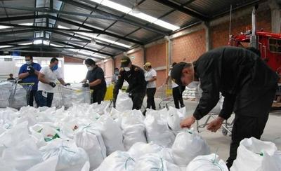 HOY / No habrá segundo pago de Ñangareko: SEN prepara kits alimentarios de 45 kilos