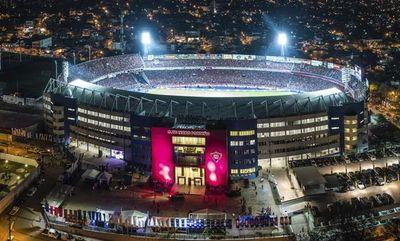 Medio siglo del estadio azulgrana