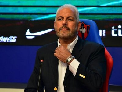 Zapag anuncia que dejará la dirigencia de Cerro Porteño – Prensa 5
