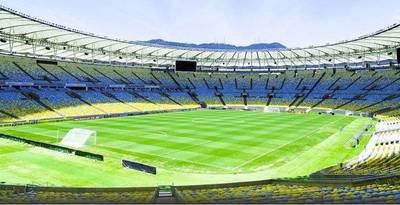 Covid-19: Los templos del fútbol mundial se vuelven hospitales – Prensa 5