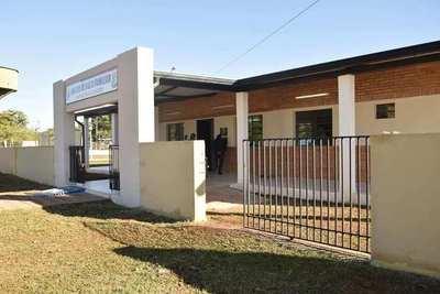 San Ignacio; Carlos Afara inaugura local para Unidad de Salud Familiar