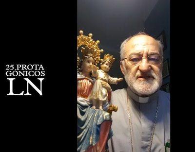Cardenal Cristóbal López saluda a Paraguay y a La Nación