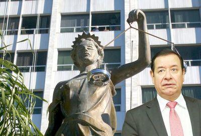 """Cuevas: """"Pido justicia y libertad, no puedo estar preso por ser honesto y trabajador"""""""
