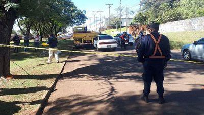 CDE: Taxista muere en accidente de tránsito