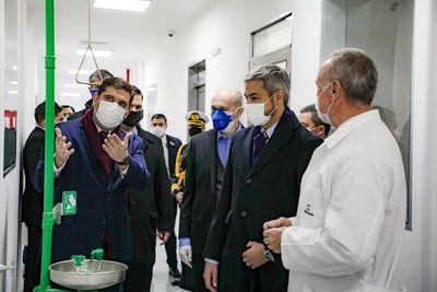 Inauguran nuevo laboratorio para procesar pruebas del COVID-19