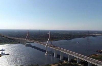 """Lanzan concurso """"Ponele el nombre"""" para futuro puente"""