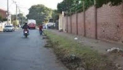 Lambaré: Encuentran un feto dentro de un balde en la calle