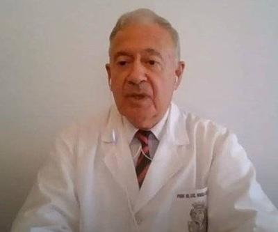"""HOY / Infectólogo argentino aclara que no quiso referirse a Paraguay: """"Fue una penosa equivocación"""""""