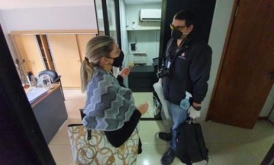Justo Ferreira declaró sobre Acceso Indebido a Sistemas Informáticos