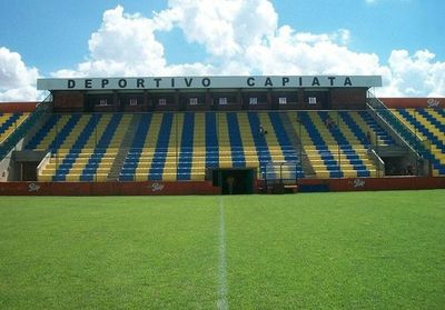 Estadio de Capiatá se convirtió en albergue para 34 compatriotas que llegaron de Uruguay