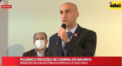 "Mazzoleni omboguatáma sumario umi funcionario rehe ha omoañete oîha ""falencia"" ojapurágui"