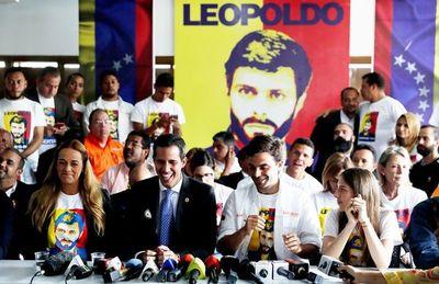 """Chavismo trata como """"organización terrorista"""" al partido de Juan Guaidó"""
