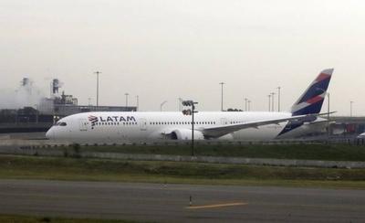 HOY / Latam Airlines se declara en bancarrota
