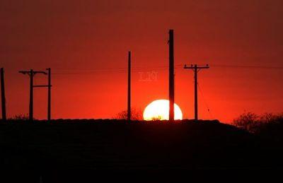 Martes fresco y gradual ascenso de la temperatura