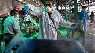 Chile pasa los 70.000 contagios por coronavirus tras otro récord diario