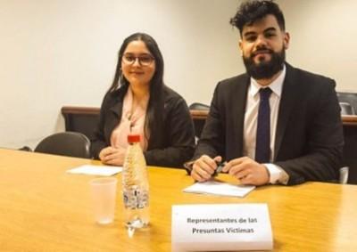 Alumnos de la UNE ganan competencia Interamericana de Derechos Humanos