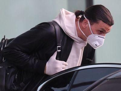 El parte médico de la lesión de Ibrahimovic