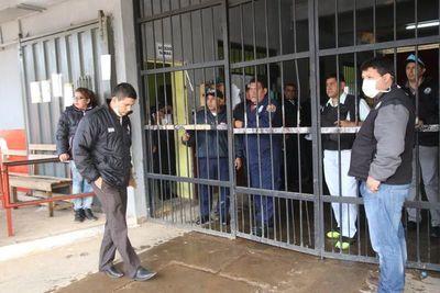 Autorizan visitas en penitenciarías desde la próxima semana