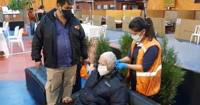 Previa inspección médica recibirán a personas en refugio de la SEN