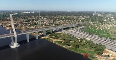 """Lanzan concurso """"Ponele el nombre"""" al futuro puente Asunción-Chaco'i"""