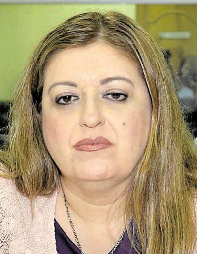 Bancada colorada plantea tratar ya mañana el juicio político y salvar a Sandra Quiñónez, según diputada Kattya González