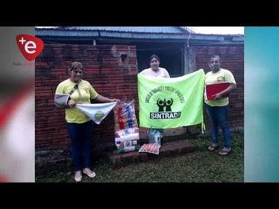 ENTREGAN KITS DE ALIMENTOS PARA TRABAJADORAS DOMÉSTICAS