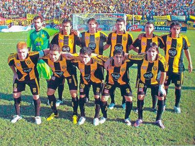 Guaraní rememora su coronación del 2010