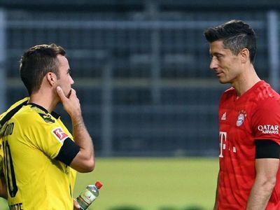 Ni Haaland ni Lewandowski fueron decisivos en el clásico alemán