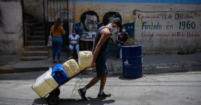 Venezuela reporta 10 muertos por COVID-19, mientras expertos estiman 30 mil