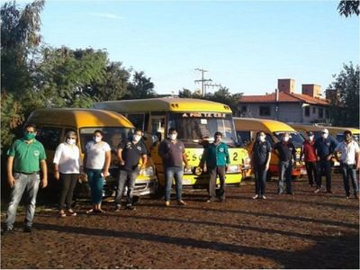 Transportistas escolares afectados por Covid-19 piden al Gobierno créditos blandos