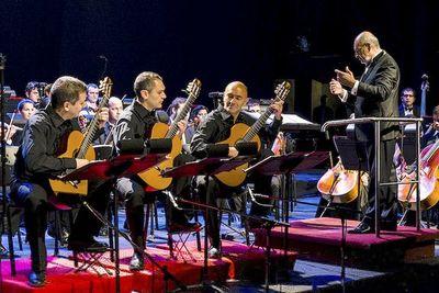 «La Sinfónica contigo» lleva hoy a los hogares actuación online de reconocidos artistas