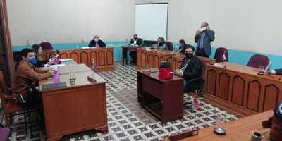 Sesión de Junta Municipal dura solo 30 minutos