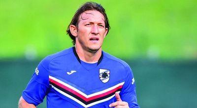Barreto no seguiría en Sampdoria